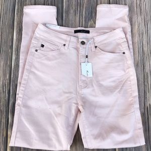 KanCan NWT Light Pink High Rise Jeggings size 28